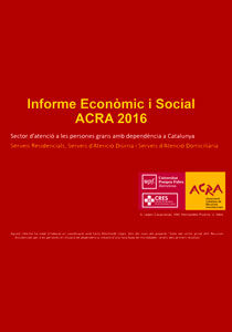 Informe econòmic ESADE 2014