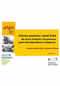 Informe econòmic ESADE 2013