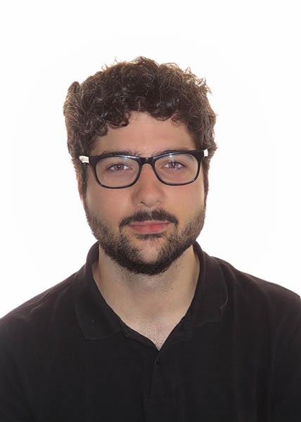 Uxío Meis, tècnic de projectes d'ACRA